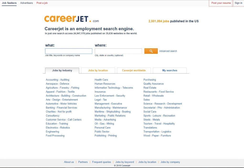free job posting sites 20